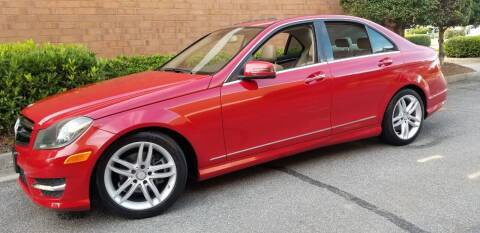 2014 Mercedes-Benz C-Class for sale at RPM Exotic Cars in Atlanta GA