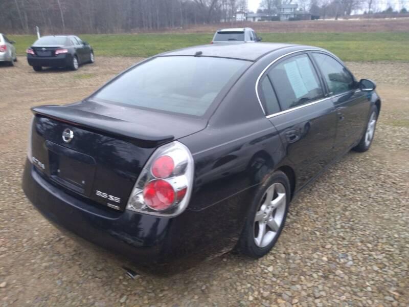 2005 Nissan Altima for sale at Seneca Motors, Inc. (Seneca PA) in Seneca PA
