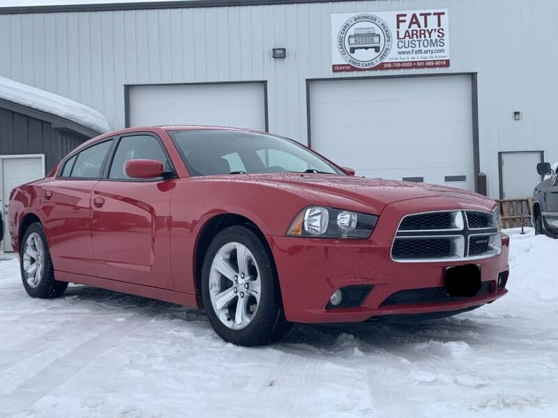 2014 Dodge Charger for sale at Fatt Larry's Customs in Sugar City ID