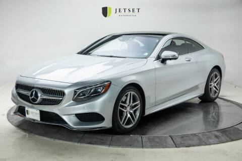 2015 Mercedes-Benz S-Class for sale at Jetset Automotive in Cedar Rapids IA