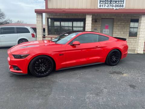 2016 Ford Mustang for sale at Bam Auto Sales in Azle TX