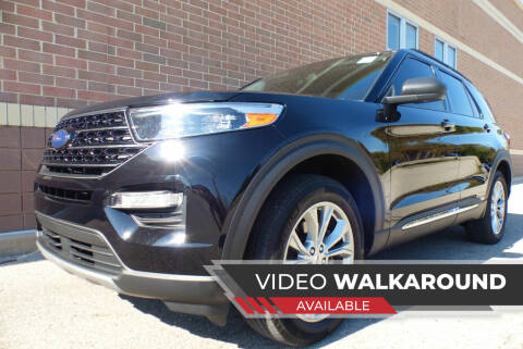 2021 Ford Explorer for sale at Macomb Automotive Group in New Haven MI
