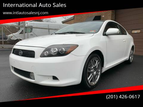 2010 Scion tC for sale at International Auto Sales in Hasbrouck Heights NJ