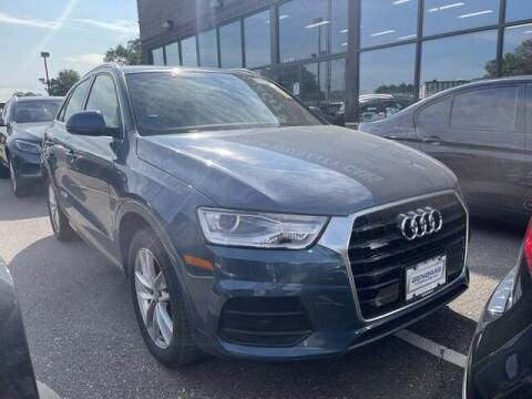 2016 Audi Q3 for sale at SOUTHFIELD QUALITY CARS in Detroit MI