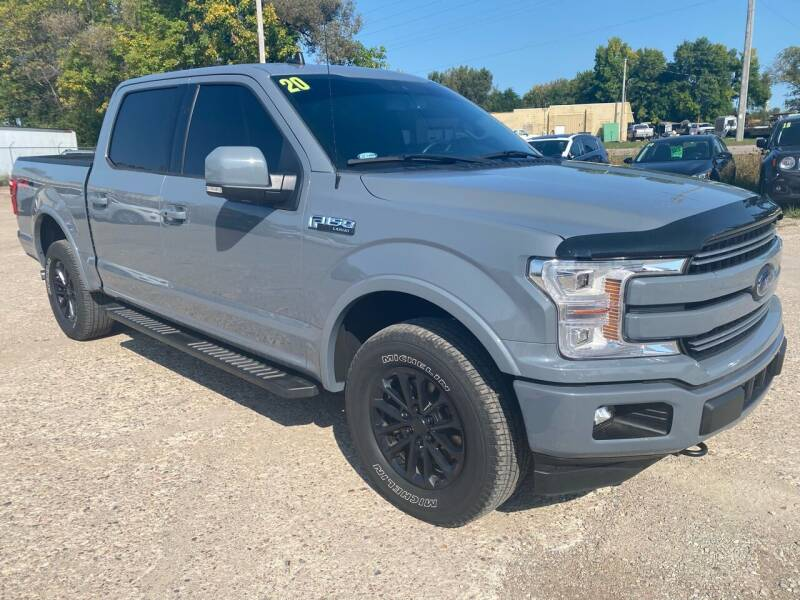 2020 Ford F-150 for sale at SUNSET CURVE AUTO PARTS INC in Weyauwega WI