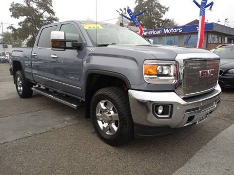 2016 GMC Sierra 2500HD for sale at All American Motors in Tacoma WA