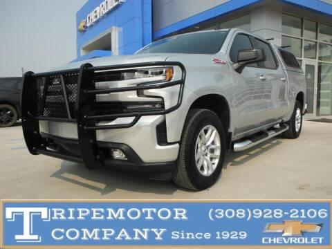2019 Chevrolet Silverado 1500 for sale at Tripe Motor Company in Alma NE