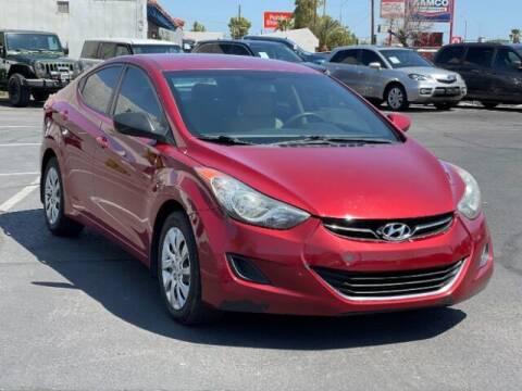 2013 Hyundai Elantra for sale at Brown & Brown Auto Center in Mesa AZ