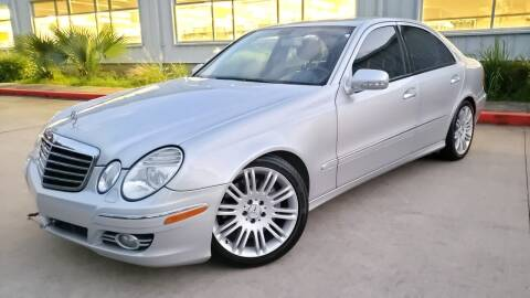 2007 Mercedes-Benz E-Class for sale at Houston Auto Preowned in Houston TX