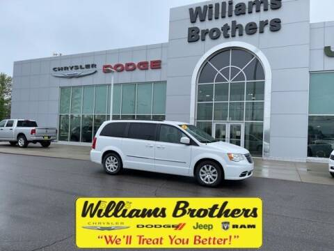 2016 Chrysler Town and Country for sale at Williams Brothers - Pre-Owned Monroe in Monroe MI