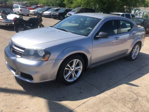 2014 Dodge Avenger for sale at GP Auto Group in Grand Prairie TX