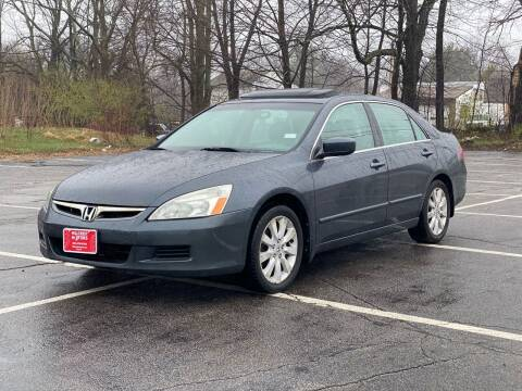 2007 Honda Accord for sale at Hillcrest Motors in Derry NH