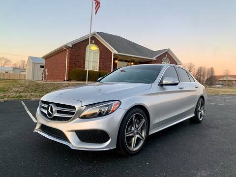 2015 Mercedes-Benz C-Class for sale at HillView Motors in Shepherdsville KY
