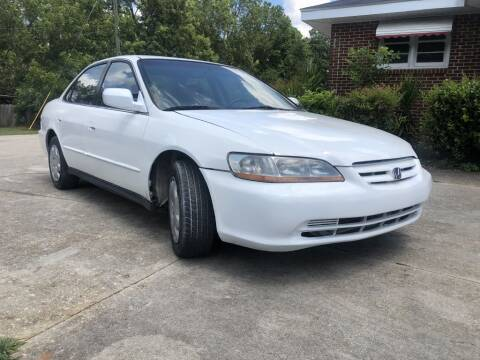 2001 Honda Accord for sale at L & M Auto Broker in Stone Mountain GA