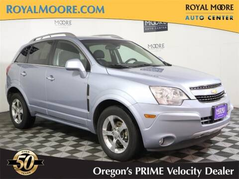 2013 Chevrolet Captiva Sport for sale at Royal Moore Custom Finance in Hillsboro OR