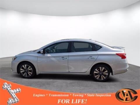 2018 Nissan Sentra for sale at VA Cars Inc in Richmond VA
