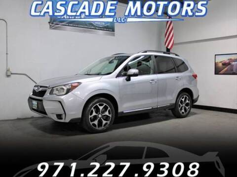 2015 Subaru Forester for sale at Cascade Motors in Portland OR