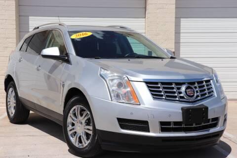 2016 Cadillac SRX for sale at MG Motors in Tucson AZ