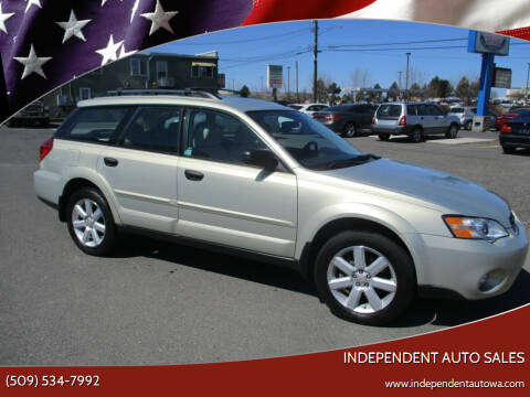 2007 Subaru Outback for sale at Independent Auto Sales in Spokane Valley WA