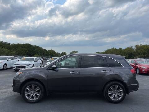 2011 Acura MDX for sale at CARS PLUS CREDIT in Independence MO