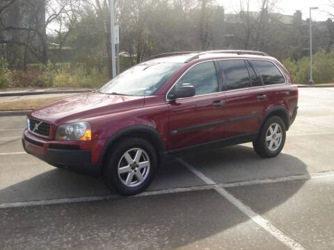 2004 Volvo XC90 for sale at ACH AutoHaus in Dallas TX