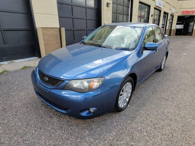 2008 Subaru Impreza for sale at Fleet Automotive LLC in Maplewood MN