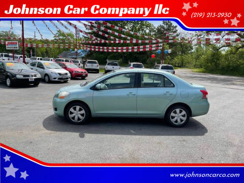 2008 Toyota Yaris for sale at Johnson Car Company llc in Crown Point IN