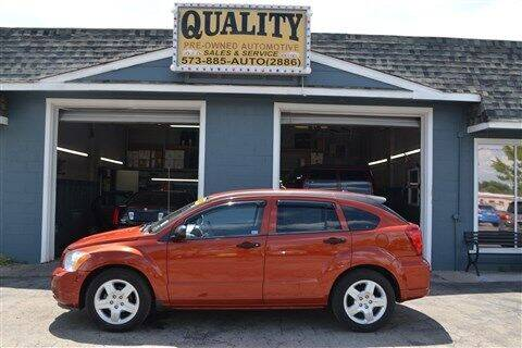 2008 Dodge Caliber for sale at Quality Pre-Owned Automotive in Cuba MO