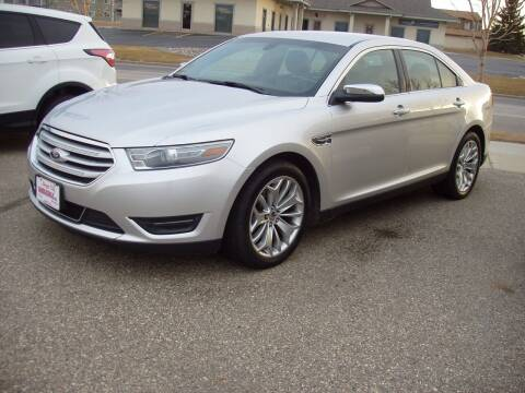 2014 Ford Taurus for sale at Magic City Wholesale in Minot ND