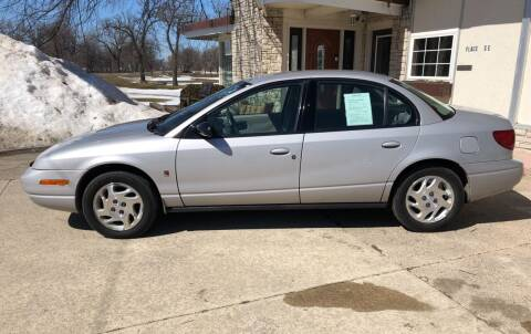2000 Saturn S-Series for sale at Midway Car Sales in Austin MN