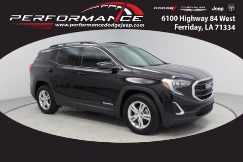 2019 GMC Terrain for sale at Performance Dodge Chrysler Jeep in Ferriday LA