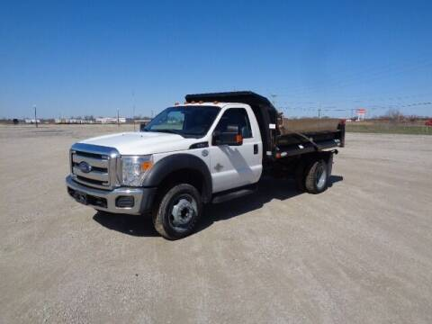 2016 Ford F-550 Super Duty for sale at SLD Enterprises LLC in Sauget IL