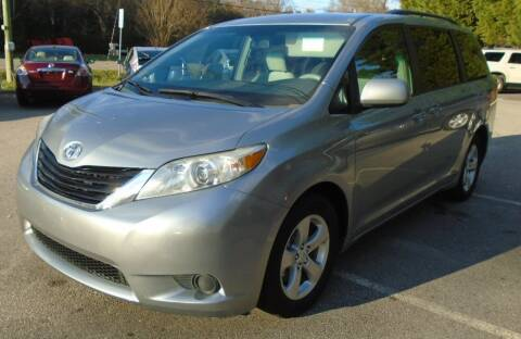 2011 Toyota Sienna for sale at SAR Enterprises in Raleigh NC