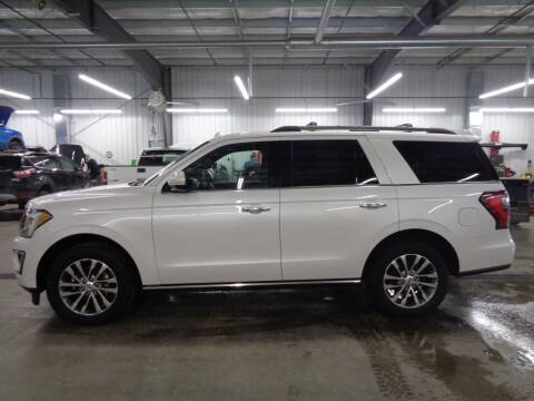 2018 Ford Expedition for sale at Herman Motors in Luverne MN