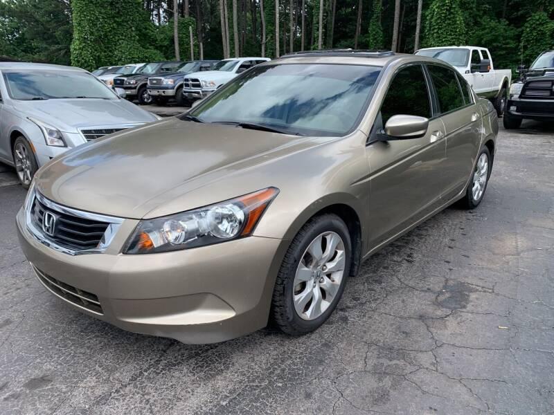 2008 Honda Accord for sale at Magic Motors Inc. in Snellville GA