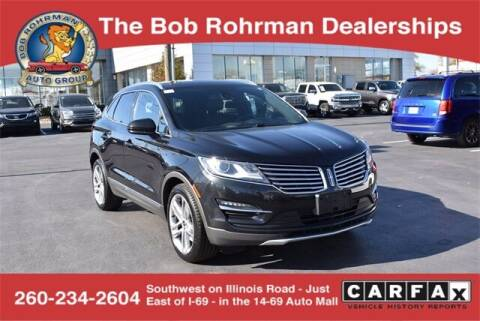 2015 Lincoln MKC for sale at BOB ROHRMAN FORT WAYNE TOYOTA in Fort Wayne IN