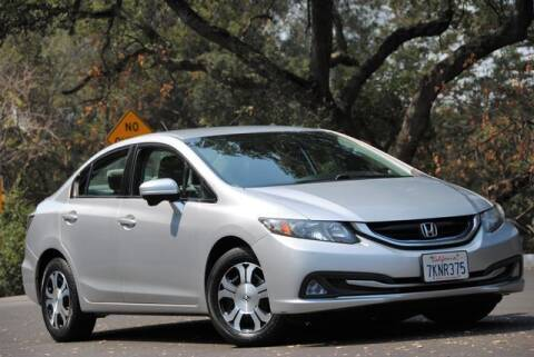 2015 Honda Civic for sale at VSTAR in Walnut Creek CA