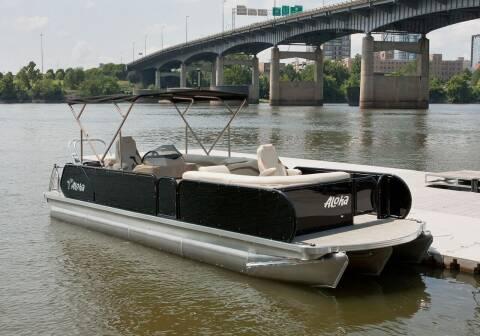 2022 Aloha 26 Tropical Bimini for sale at LA Boat Dealer - New Inventory in Metairie LA