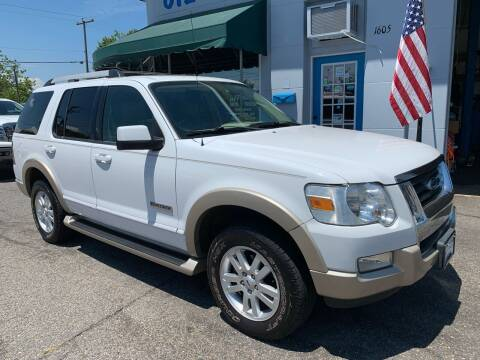 2006 Ford Explorer for sale at AFFORDABLE AUTO & TRUCK INC in Virginia Beach VA