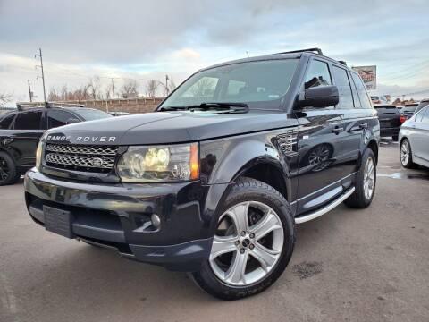 2012 Land Rover Range Rover Sport for sale at LA Motors LLC in Denver CO