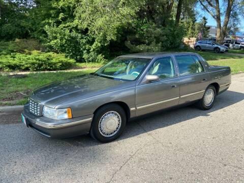1999 Cadillac DeVille for sale at Auto Experts in Utica MI