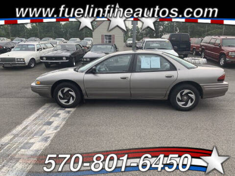 1996 Eagle Vision for sale at FUELIN FINE AUTO SALES INC in Saylorsburg PA