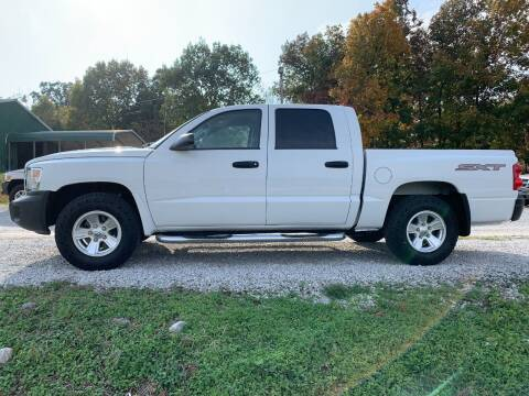 2008 Dodge Dakota for sale at Steve's Auto Sales in Harrison AR