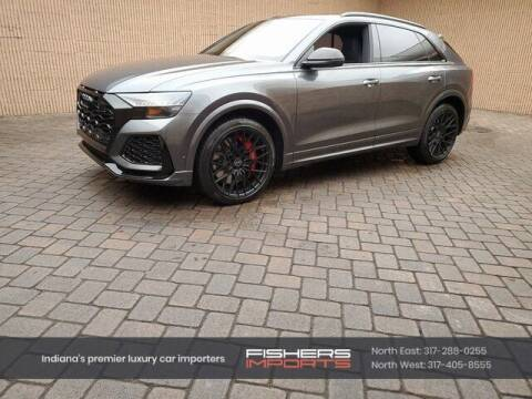 2021 Audi RS Q8 for sale at Fishers Imports in Fishers IN