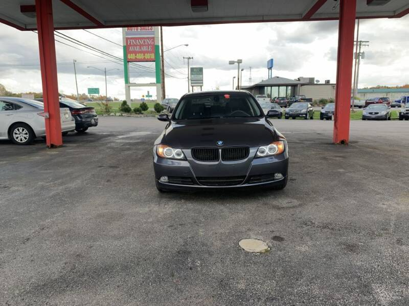 2006 BMW 3 Series for sale at Best Motor Auto Sales in Perry OH