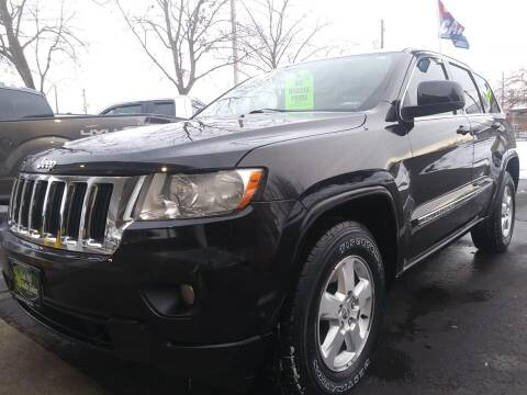 2011 Jeep Grand Cherokee for sale at Oak Hill Auto Sales of Wooster, LLC in Wooster OH