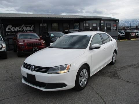 2013 Volkswagen Jetta for sale at Central Auto in South Salt Lake UT