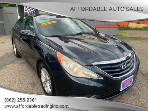 2011 Hyundai Sonata for sale at Affordable Auto Sales in Irvington NJ