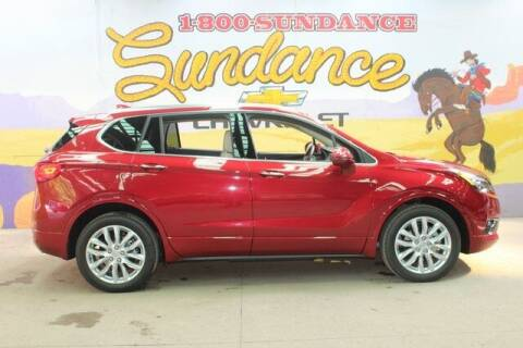 2020 Buick Envision for sale at Sundance Chevrolet in Grand Ledge MI