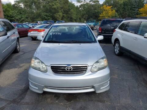 2005 Toyota Corolla for sale at All State Auto Sales, INC in Kentwood MI
